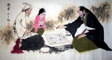 Chinesische Malerei In Originale Chinesische Antiquitaten Bis