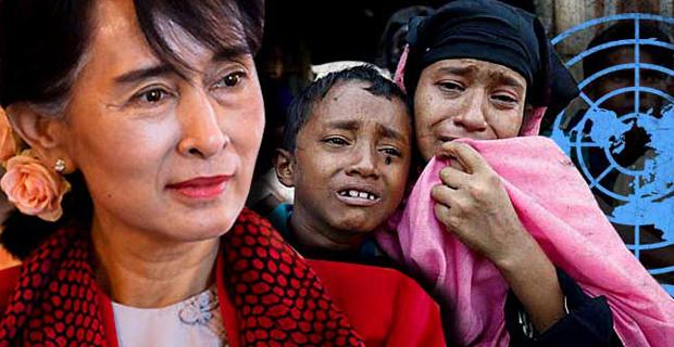 Pihak Terkait Myanmar Menolak Aksi PBB Dalam Menyelidiki Kasus Rohingya