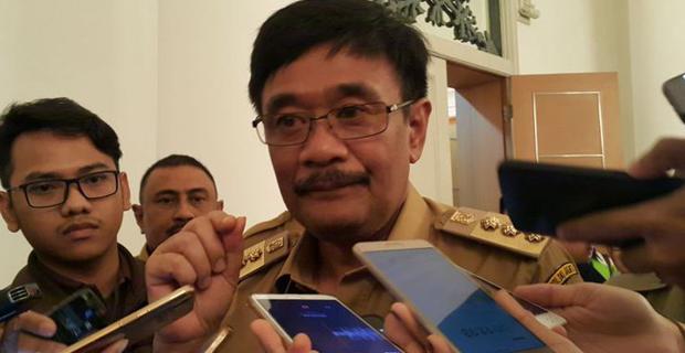 Permohonan Maaf Ahok Disampaikan Langsung Oleh Djarot Kepada Para PNS DKI