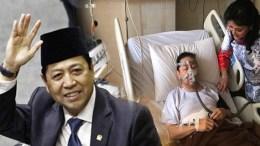 Polemik Kasus Korupsi E-KTP Bergulir Tanpa Kepastian, Setnov Malah Terbaring Lemah di RS