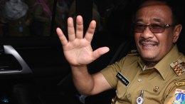Dibalik Senyuman Terakhir Djarot Arungi Berakhirnya Masa Jabatan Sebagai Gubernur DKI
