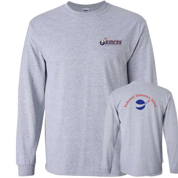 Endeavor Long Sleeve T-Shirt 2020 – YOUTH