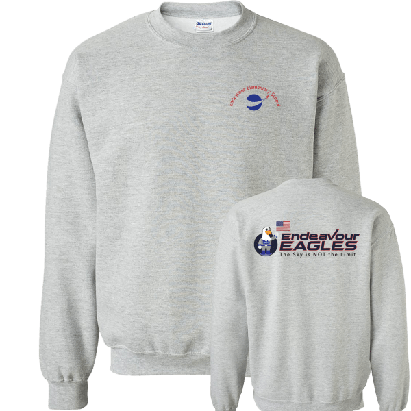 Endeavor Crewneck Sweatshirt 2020 – YOUTH