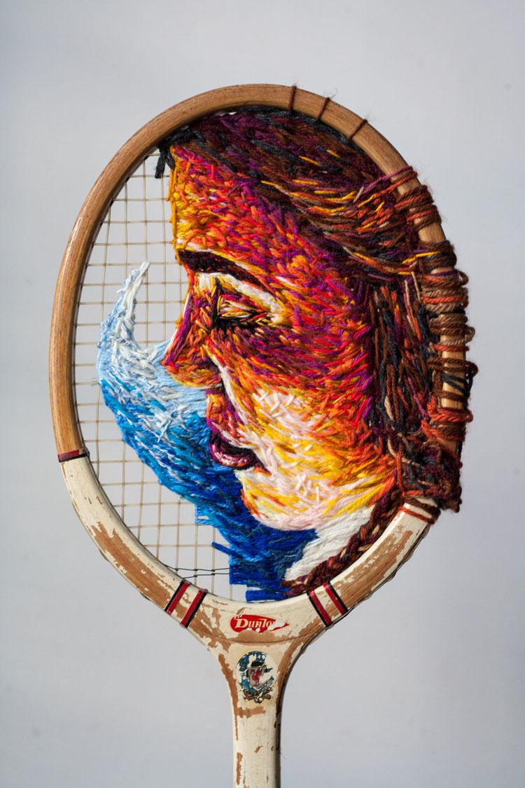 Danielle Clough Cape Town South Africa Artist Fiber
