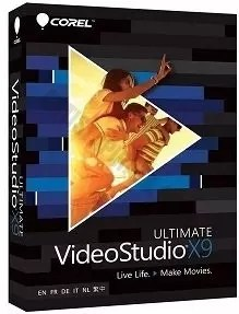 Corel VideoStudio X9 ultimate MEGA