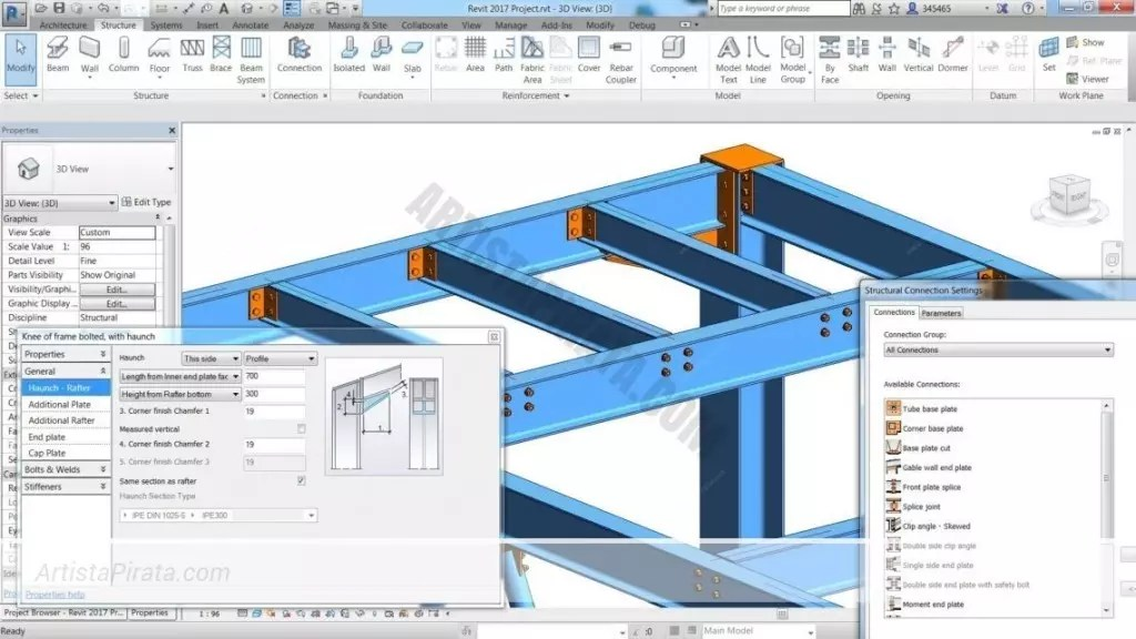 AUTODESK-REVIT-2017-INGLES-MEGA-TORRENT-1-1024x576 - Autodesk Revit 2017 [Español] [Software de Construcción y Diseño] [Varios Hosts] - Descargas en general