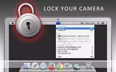 CAMERA LOCK - MAC OSX bloquear webcam de hackers