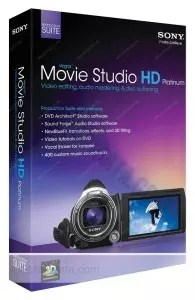 VEGAS Movie Studio HD PLATINO descargar gratis mega drive zippyshare torrent