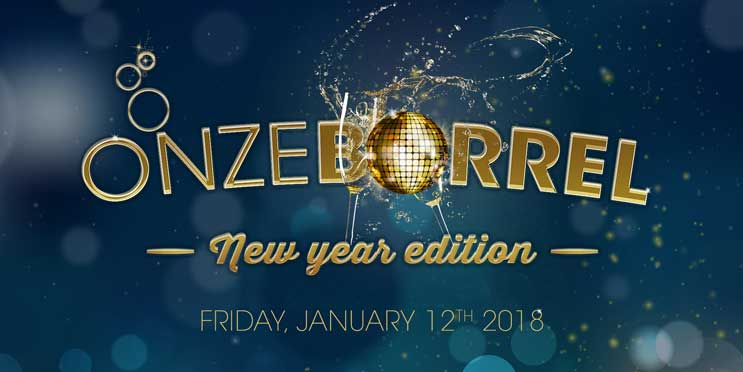 OCEANDIVA ONZEBORREL New Year edition