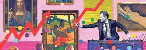 Mercato dell'arte online: cosa è successo nel 2020 e quali prospettive per il 2021?