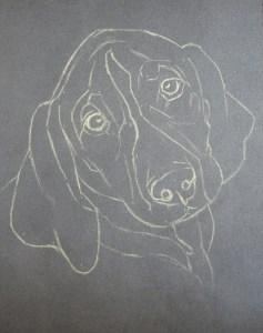 dessiner chien