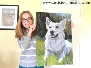 artiste animalier