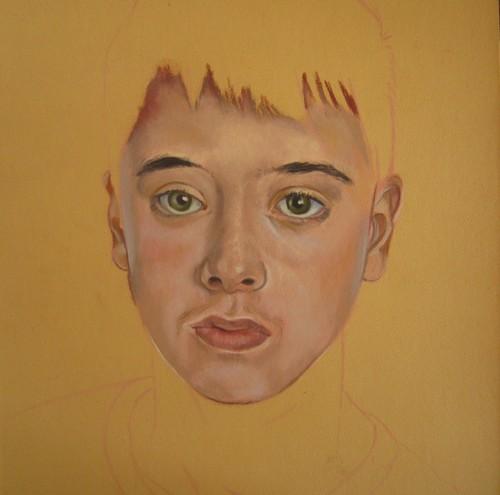 visage pastel