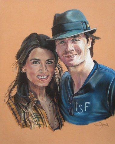 ian somerhalder fan art