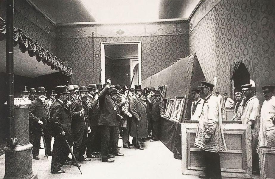 membres jury salon des indépendants 1884