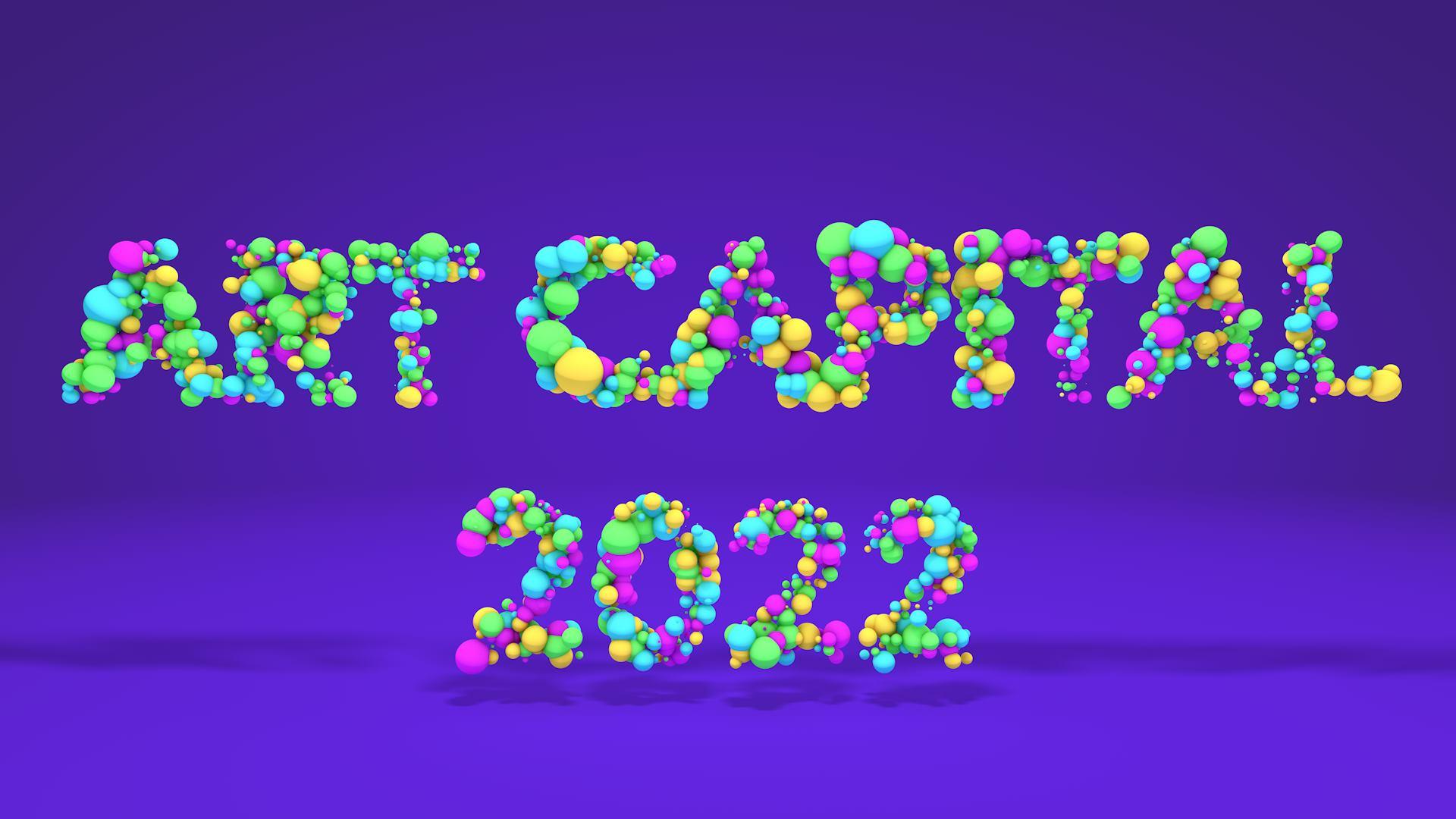 Art Capital 2022 Grand Palais Salon des Artistes Indépendants