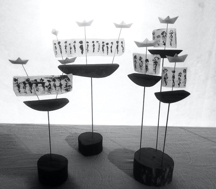 Artistes Occitanie-Anne_Sarda-Les p'tits bateaux