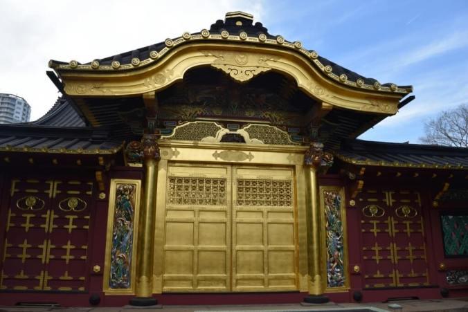 Ueno Temple Park