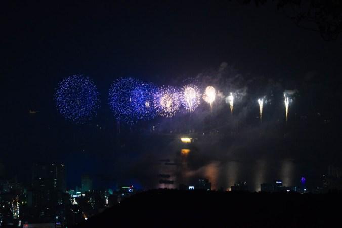 Busan International Fireworks