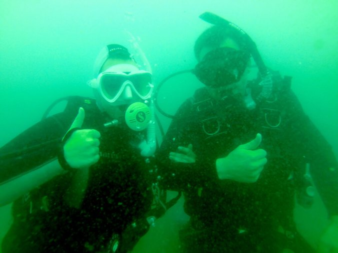 Scuba Diving South Korea