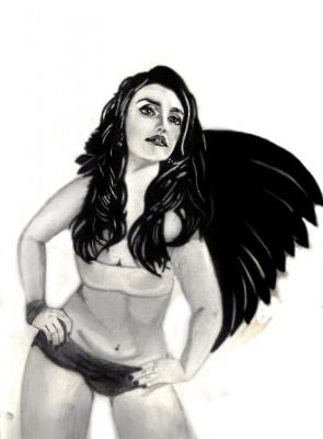 Jay's Pinup Angel