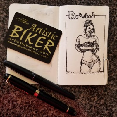 #inktober2018 @inktober @jakeparker #fountainpen #fountainpendrawing #fountainpensketch #sketch #sketchartist #sketching #drawing #pinup #pinupartist #figuredrawing #drawinggirl