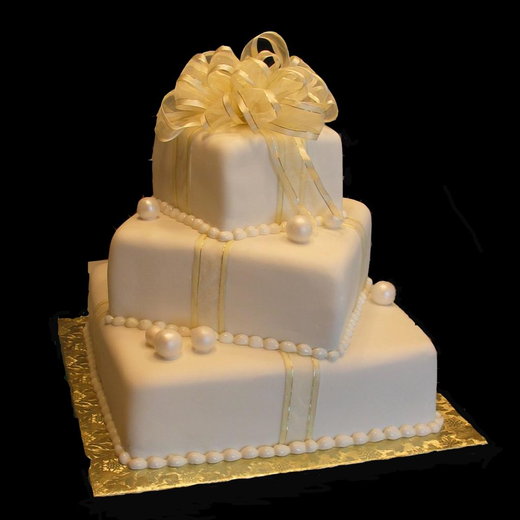 Gift Box Wedding Cakes Artistic Desserts