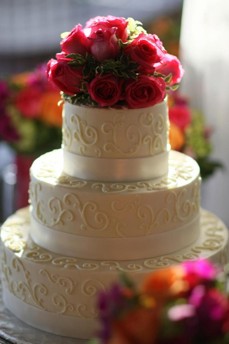 Gold Wedding Cakes Artistic Desserts