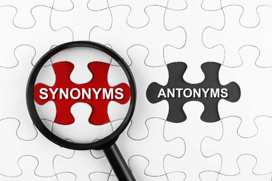 Synonyms and Antonyms in English Language (Lesson-1) 1