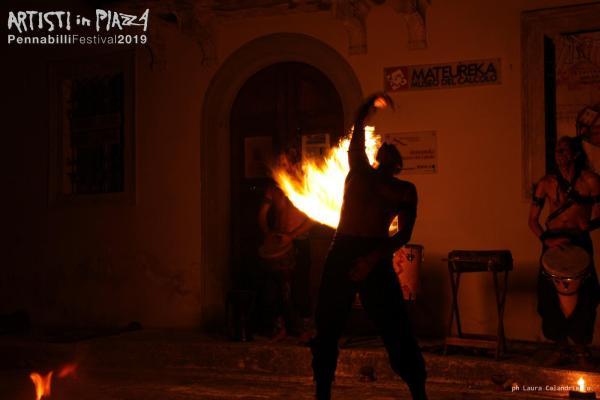 Thursday 13 June 2019 / Artisti in Piazza / Pennabilli Festival / ph Laura Calandriello