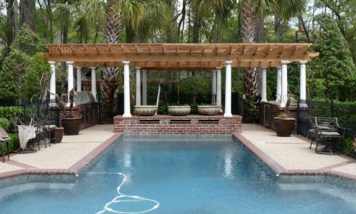 outdoor living services in houston and chattanooga