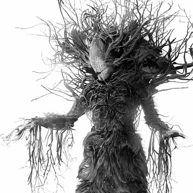 LAury Guintrand noctem_lg groot monster swampt thing tree concept art illustration