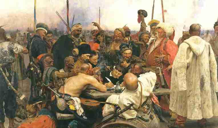 Repin Cossacks
