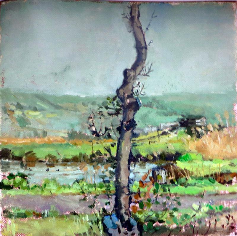 Elie Shamir - Pruned Tree