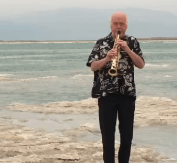 Paul Winter – Saving the Dead Sea