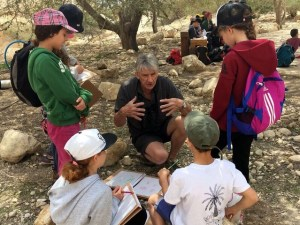 Environmental Education in Israel (Bruce Pearson)