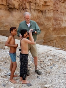Environmental education in Jordan (Ysbrand Brouwers)
