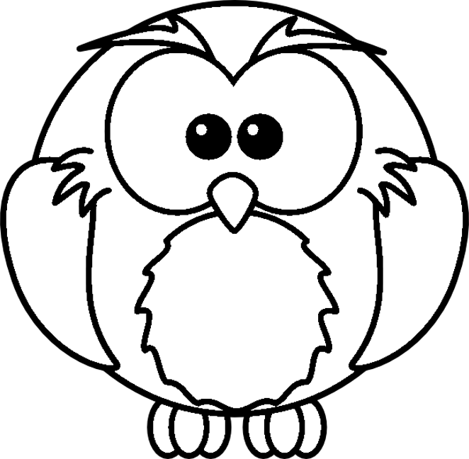 printable coloring owl cute diy girly birthday pinterest