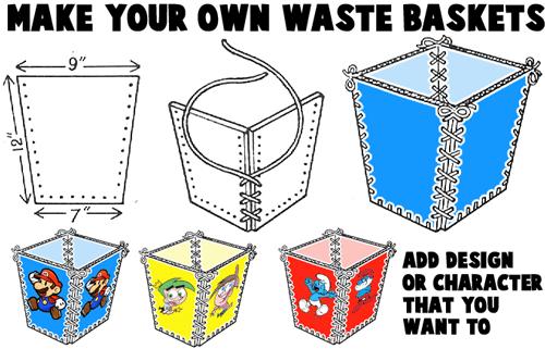 Cardboard Crafts Ideas