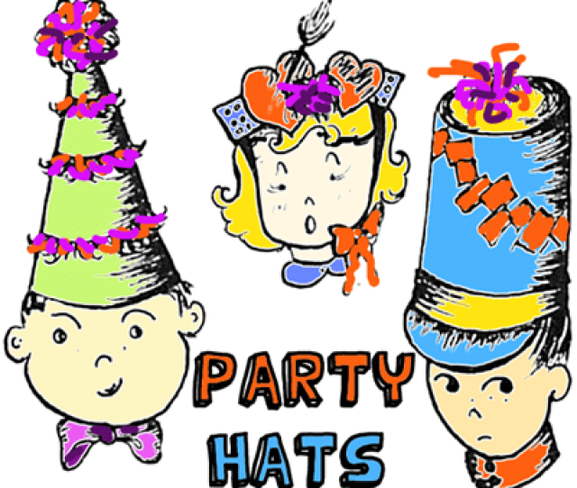 Make New Years Eve Party Hats