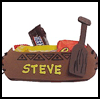 """Canoe   Place Card and Candy Holder <span class=""""western"""" style="""" line-height: 100%""""> : Thanksgiving Indians Crafts Ideas for Kids</span>"""