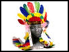 """Native   American Headdresses <span class=""""western"""" style="""" line-height: 100%""""> : American Indians Arts and Crafts Projects for Children</span>"""