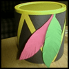 "Native   American Drums for Kids <span class=""western"" style="" line-height: 100%""> : American Indians Arts and Crafts Projects for Children</span>"