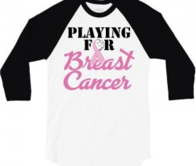 Playing For Breast Cancer   Sleeve Shirt