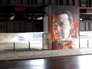 Some very cool street art in Glasgow!