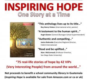 Book: Inspiring Hope!