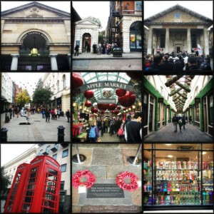 """""""The Covent Garden Montage illustrates my point that the best camera is the one you have with you, and with a good eye you can get a photograph anywhere with any camera."""""""