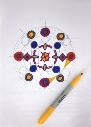 How to Draw a Mandala |ArtistThink