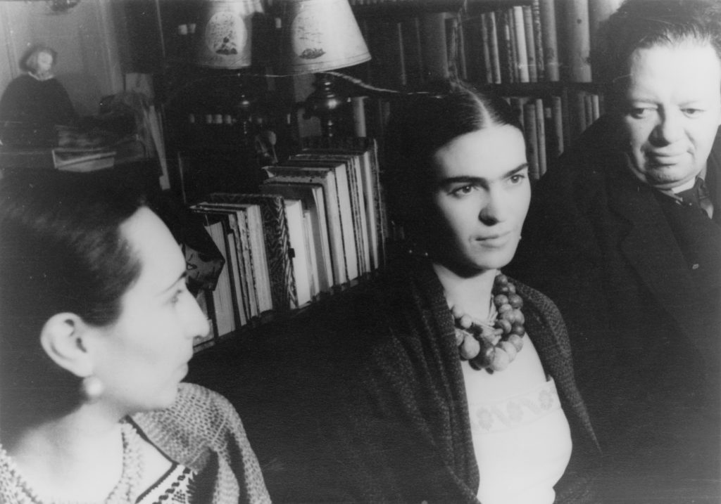 The creative spirit spans time. Today we look to our past and meet Frida Kahlo, an artist who painted 55 self-portraits in her lifetime.