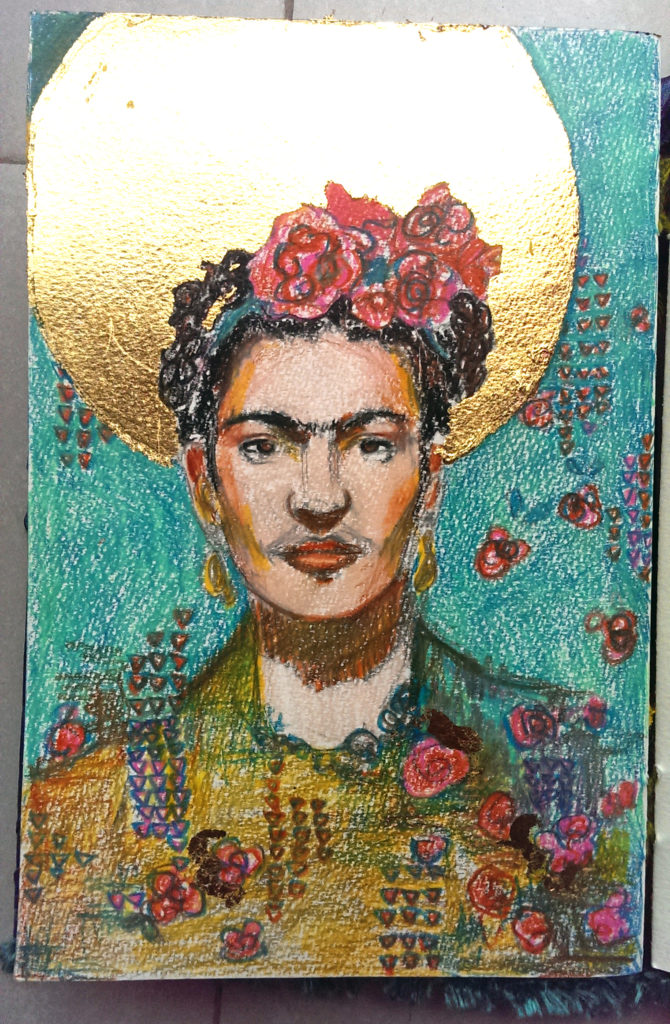 Discover how dreams can be a source of artistic inspiration and how Frida Kahlo showed herself in my recent work today on Artist Strong.